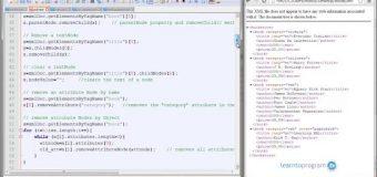 How to remove Nodes JavaScript # Module 2 – Lesson 24