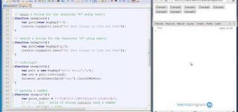 JavaScript Mentals Regular Expression # Module 2 – Lesson 27