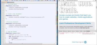 JavaScript Window History # Module 2 – Lesson 31
