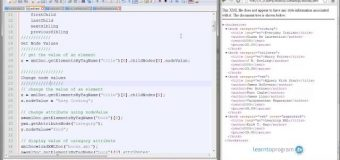 JavaScript XML Attribute # Module 2 – Lesson 22