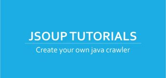 Jsoup Tutorials # 3 | Extracting all links using CSS selector