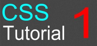 CSS Tutorial for Beginners – 01 – Introduction to CSS
