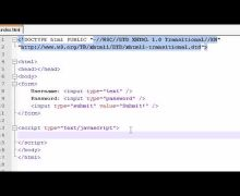 Beginner JavaScript Tutorial – 38 – Accessing Forms