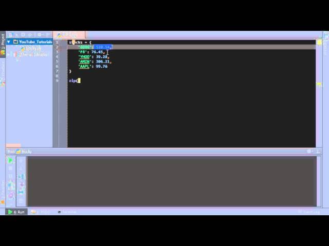 Python Programming Tutorial – 41 – Min, Max, and Sorting Dictionaries