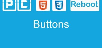 HTML5 and CSS3 beginners tutorial 49 – buttons