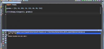Python Programming Tutorial – 53 – Finding Largest or Smallest Items