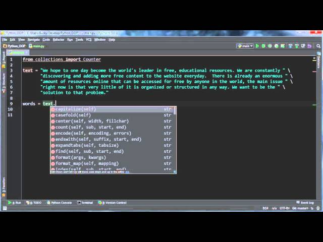 Python Programming Tutorial – 54 – Finding Most Frequent Items