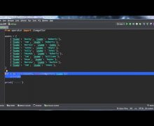Python Programming Tutorial – 55 – Dictionary Multiple Key Sort