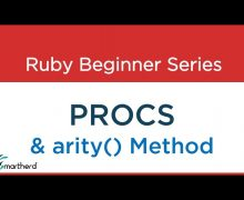 #58 Ruby tutorial :  Procs and ARITY method
