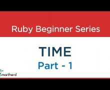 #60 Ruby Tutorial : Time and Date : Part – 1