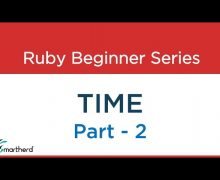 #61 Ruby Tutorial – Date and Time – Part 2
