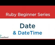 #62 Ruby Tutorial : Date and DateTime Class Part – 3