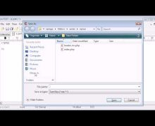 Beginner PHP Tutorial – 61 – $_SERVER Variables: Script Name