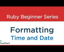 #63 Ruby Tutorial : Formatting Time and Date – Part – 4