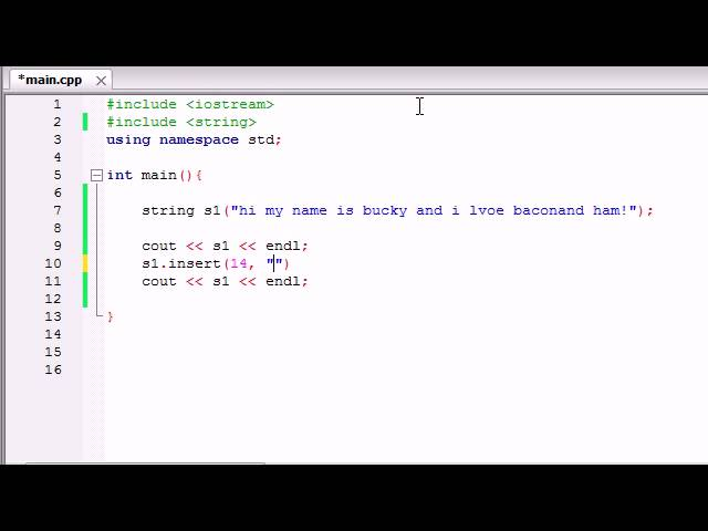 Buckys C++ Programming Tutorials – 73 – Final Video for this Series!