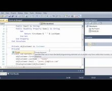 Visual Basic Tutorial – 70 – ReadOnly Properties