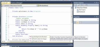 Visual Basic Tutorial – 78 – Overriding Functions