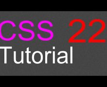 CSS Layout Tutorial – 22 – Media queries Part 3