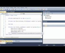 Visual Basic Tutorial – 80 – More On ArrayLists Part 1
