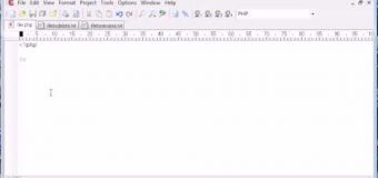 Beginner PHP Tutorial – 85 – File Handling: Deleting and Renaming Files Part 1
