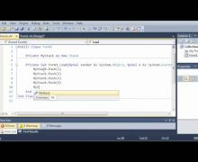 Visual Basic Tutorial – 84 – Stacks