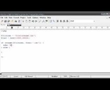 Beginner PHP Tutorial – 86 – File Handling: Deleting and Renaming Files Part 2