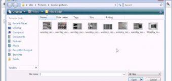 Beginner PHP Tutorial – 87 – Uploading Files: The Basics