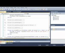 Visual Basic Tutorial – 95 – Person Part 4