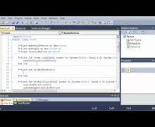 Visual Basic Tutorial – 96 – Person Part 5