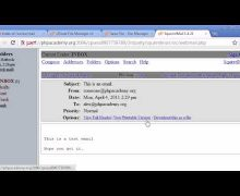 Beginner PHP Tutorial – 99 – Sending an Email Part 2