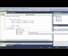 Visual Basic Tutorial – 102 – Introduction To Namespaces