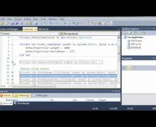 Visual Basic Tutorial – 113 – Car Part 8   Polymorphism