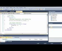 Visual Basic Tutorial – 114 – Car Part 9   Creating The Truck Class
