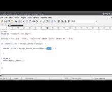 Beginner PHP Tutorial – 116 – SELECT Part 2