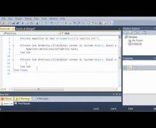 Visual Basic Tutorial – 124 – StreamWriters