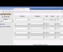 Beginner PHP Tutorial – 135 – Creating Tables