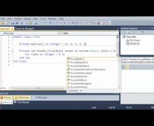 Visual Basic Tutorial – 133 – Introduction To Try   Catch