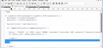 Beginner PHP Tutorial – 138 – Logging the User In Part 3