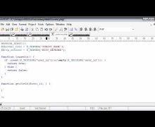 Beginner PHP Tutorial – 141 – Getting User Data Part 1