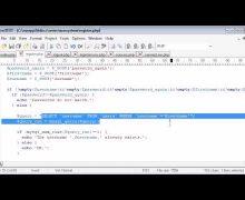 Beginner PHP Tutorial – 146 – Registration Form Part 3