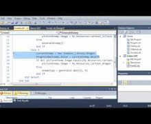 Visual Basic Tutorial – 150 – Game Part 6   Cleaning Up The Enemy Generator