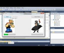Visual Basic Tutorial – 153 – Game Part 9   Enemy Attacks Back