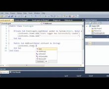 Visual Basic Tutorial – 156 – Game Part 12   Creating The Event Log