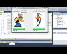 Visual Basic Tutorial – 159 – Game Part 15   Adding Events To The Log