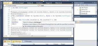 Visual Basic Tutorial – 161 – Game Part 17   Attaching The Log To The Game