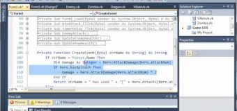 Visual Basic Tutorial – 163 – Game Part 19   Adding The Spinach Multiplier To The Log