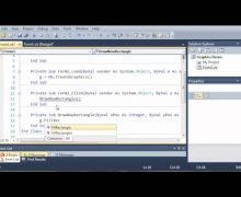 Visual Basic Tutorial – 165 – Drawing More Squares