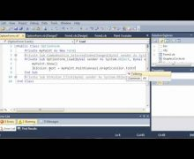 Visual Basic Tutorial – 176 – Paint Part 9   Changing The Brush Color